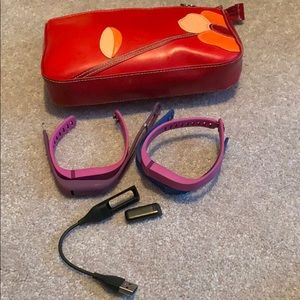 Other - Fitbit Flex and charger and bands